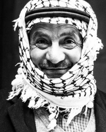 Vieil homme à Hebron