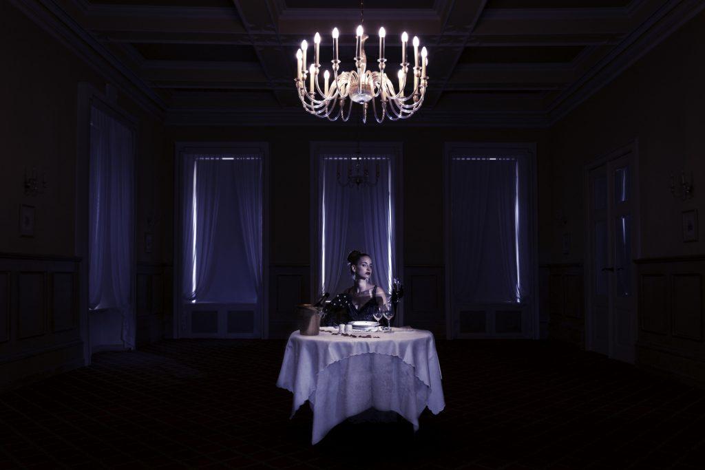 Hotel du Grand Chef - Salle de Dîner