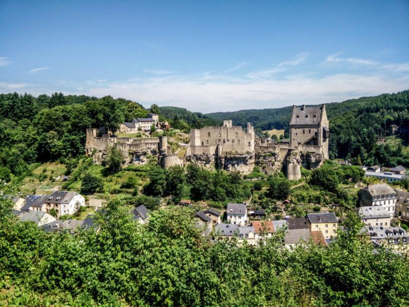 Larochette Castle 1