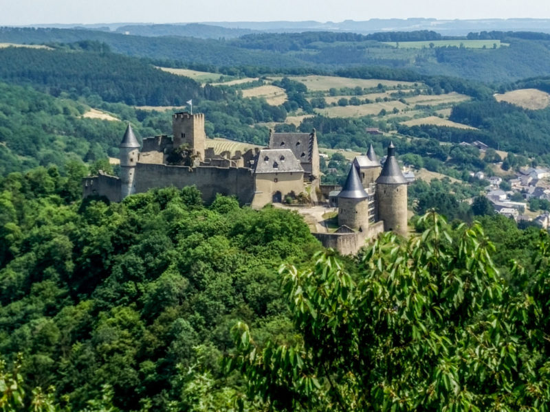 Bourscheid castle 1