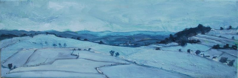 Landschaft 27bis – Collines de Lenningen 1