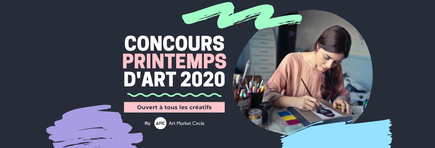 Concours Printemps d'Art 2020